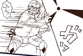 ランバ・ラル暴れ漫画4P線画2.jpg